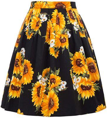 faldas para gorditas jovenes