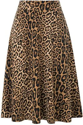 faldas de vestir para gorditas